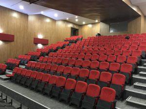 konferans koltuğu üretimi ve proje